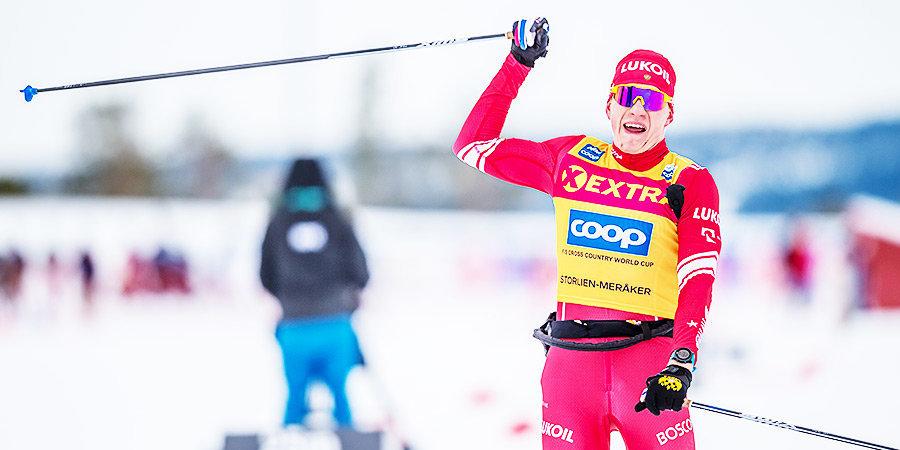 Слепов сравнил лыжника Большунова с биатлонистом Йоханнесом Бё