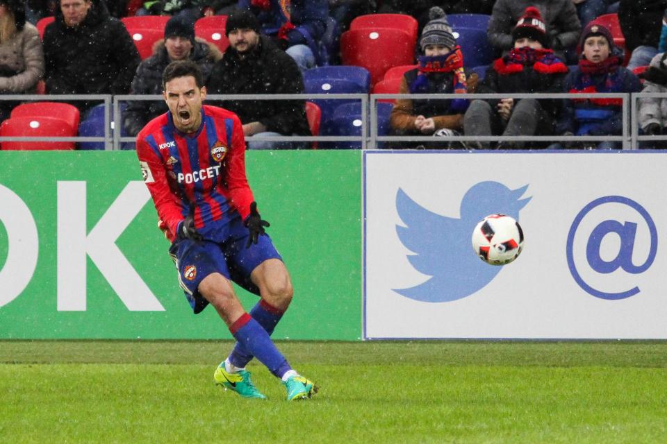 Миланов начал переговоры с ЦСКА о новом контракте