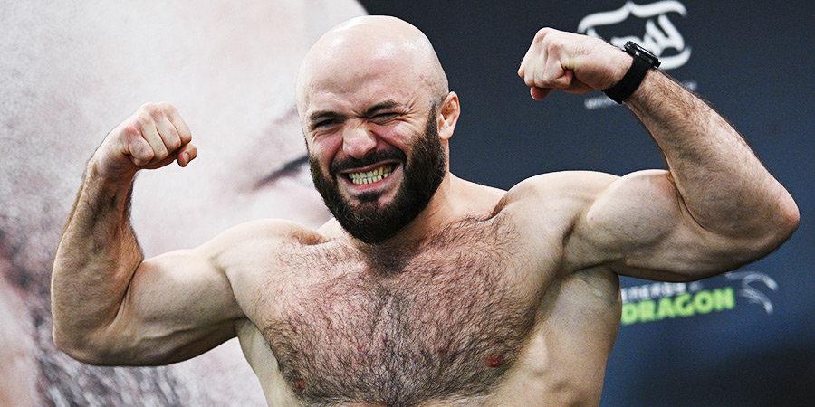 Исмаилов оштрафован за драку на 10 тысяч рублей