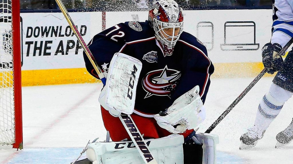 Бобровский остановил «Питтсбург», Малкин отметился 500-й передачей в НХЛ