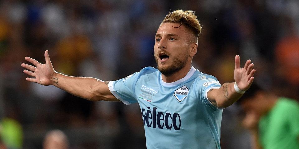 «Лацио» отыграл три мяча в матче с «Аталантой»
