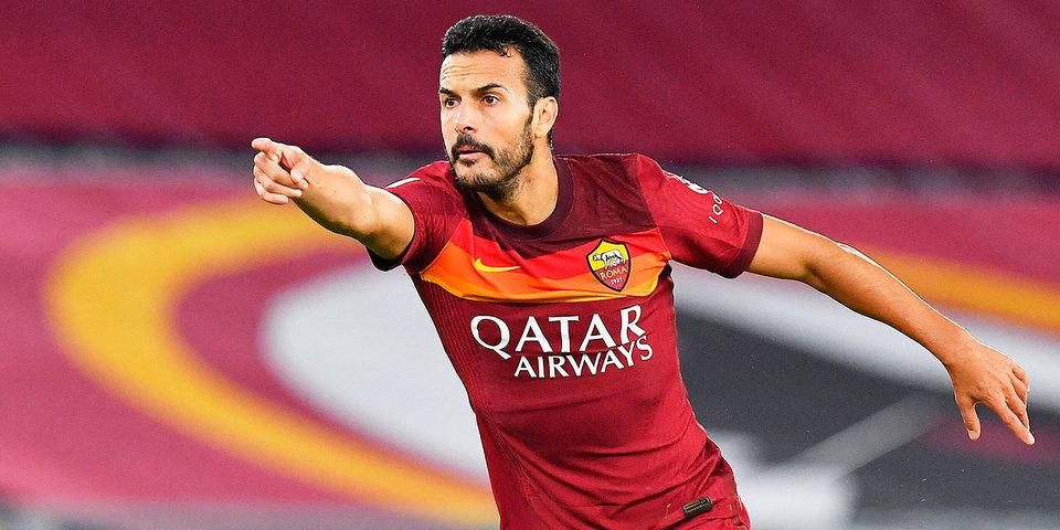 Педро пропустит полуфинал Лиги Европы с «МЮ»