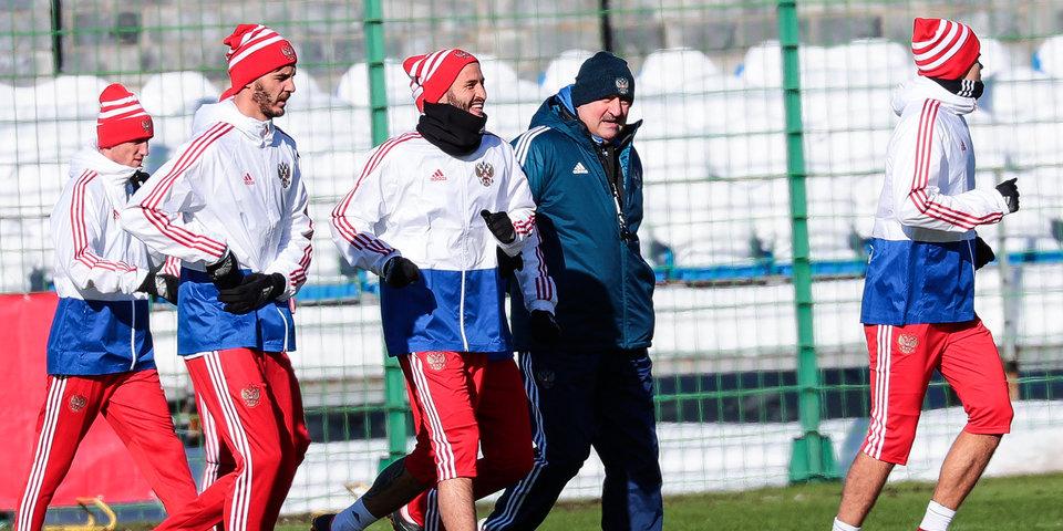 Адилсон Варкен: «Если игроки сборной России приспособятся к манере работы Черчесова, то команду ждет успех»
