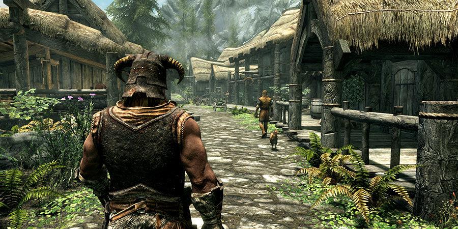 Довакин стал старше. The Elder Scrolls V: Skyrim исполнилось 9 лет, она все еще популярна