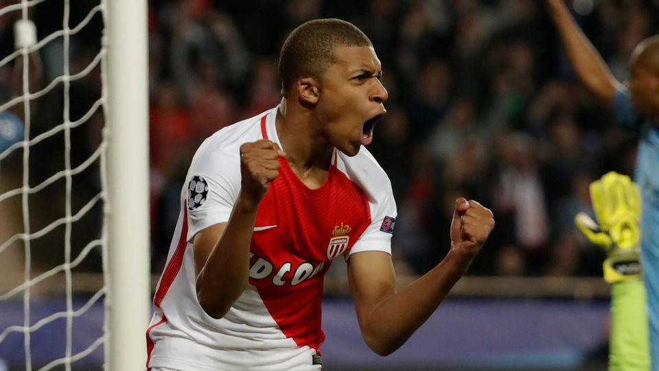 «Монако» отклонил 75-миллионное предложение «Ливерпуля» по Мбаппе