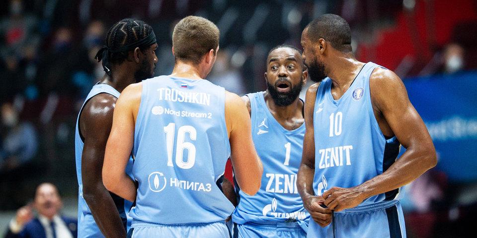 «Зенит» упустил победу над «Баварией» в Евролиге