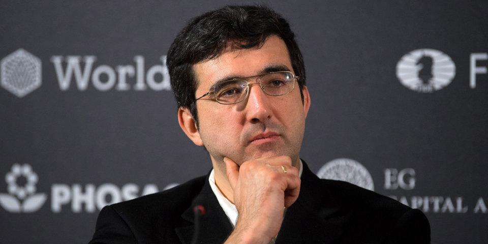 Владимир Крамник — о благотворительном турнире: «Для меня главная мотивация — спасти жизни людей»