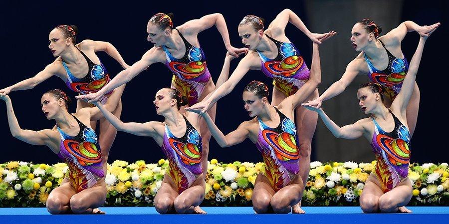 Российские синхронистки выиграли золото Олимпиады в Токио, украинки завоевали бронзу