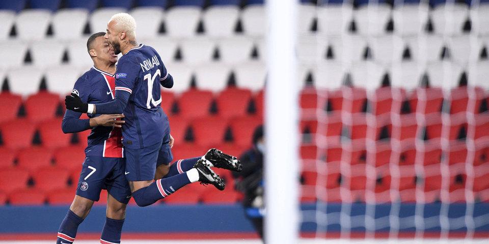 УЕФА: Неймар забил лучший гол на групповом этапе ЛЧ, Шапи — в топ-6
