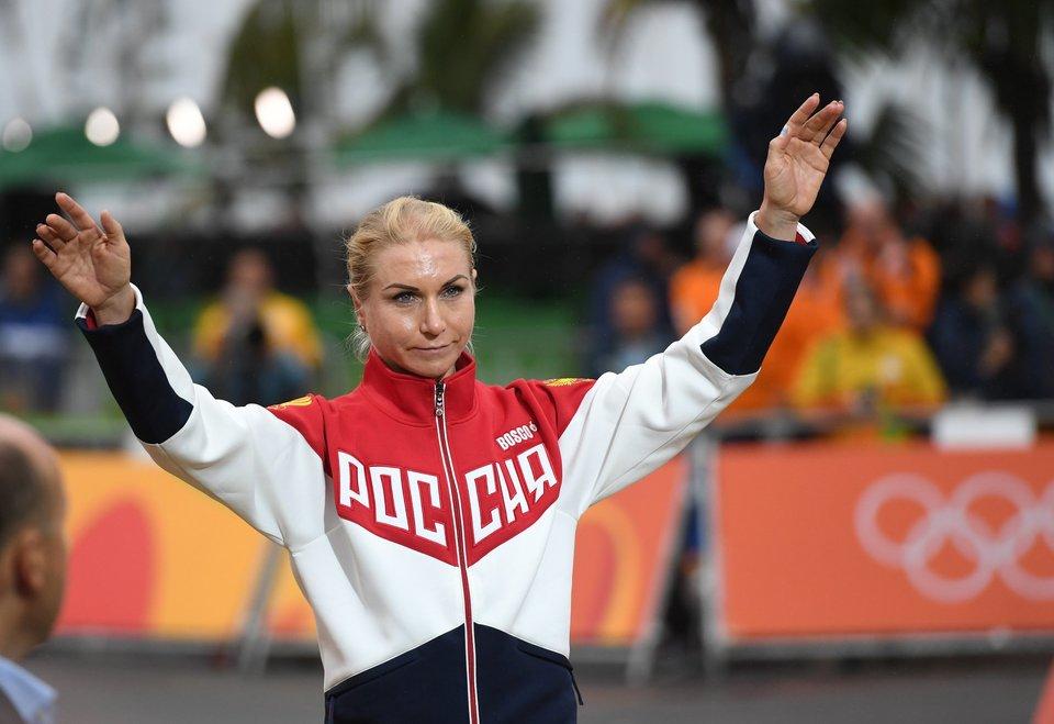 Призер ОИ Ольга Забелинская решила сменить спортивное гражданство