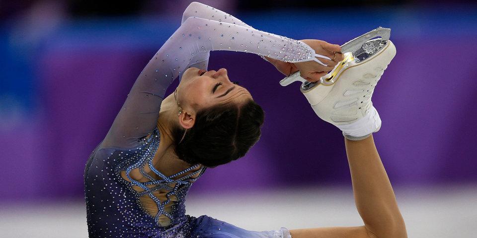Олимпийский фотовзгляд. День четвертый. Подвиг Спицова и рекорд Медведевой