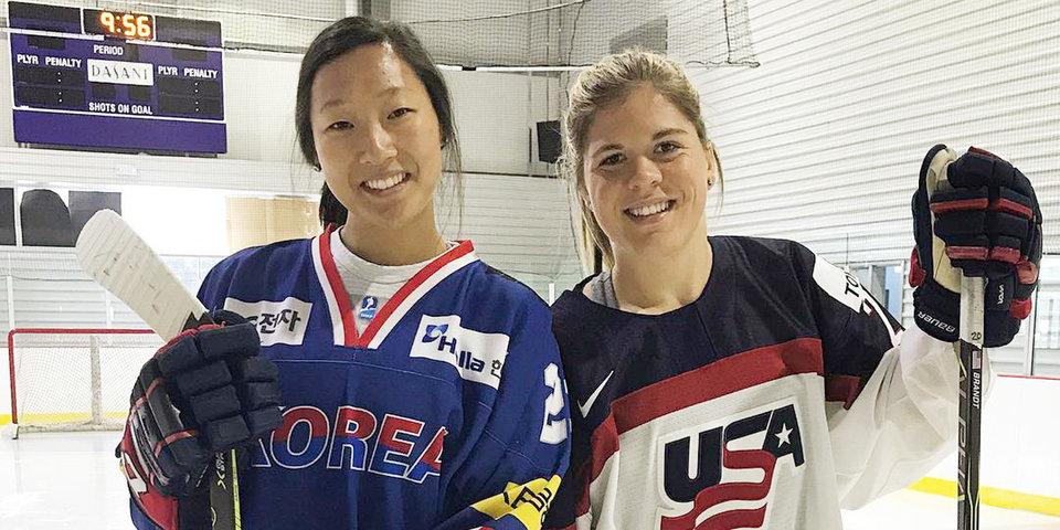 Сестры-хоккеистки будут играть на Олимпиаде за разные сборные. Как так получилось?