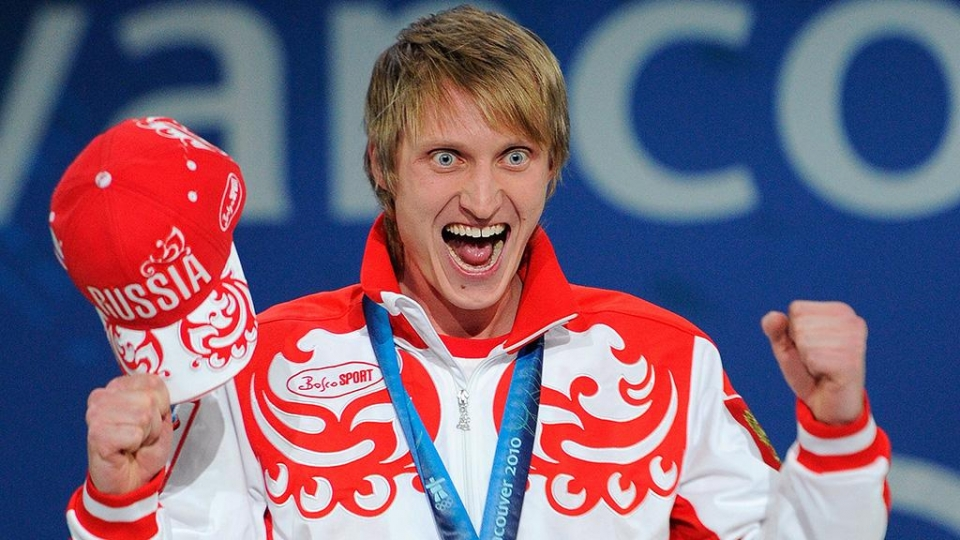 Призер ОИ-2010 в конькобежном спорте Иван Скобрев работает в хоккейном «Динамо»