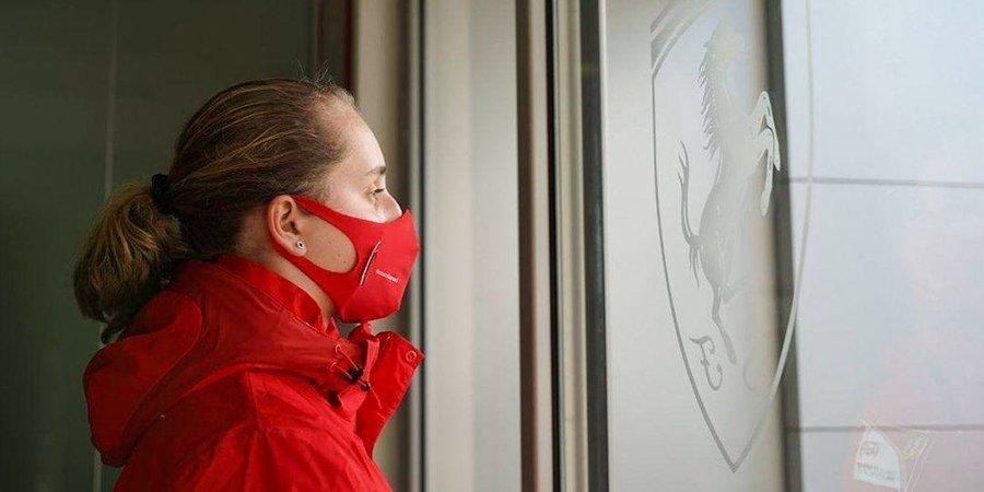 16-летняя испанка стала первой девушкой, зачисленной в гоночную академию «Феррари»