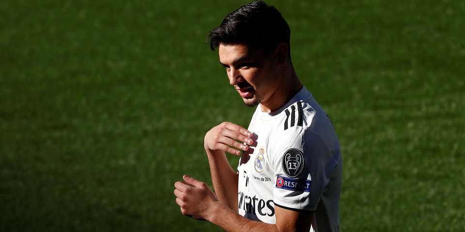 Marca: «Милан» арендует полузащитника «Реала»