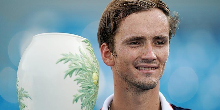 Даниил Медведев: «Сейчас я знаю, что, когда показываю свой лучший теннис, то могу обыграть буквально кого угодно»