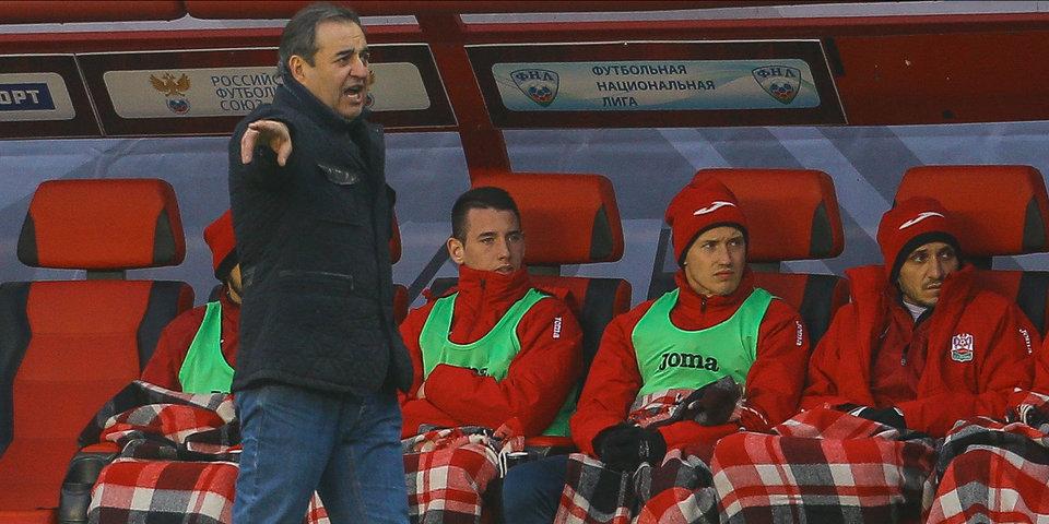 Хасанби Биджиев: «Ребята держали себя в руках, психологически были готовы на 100 процентов».