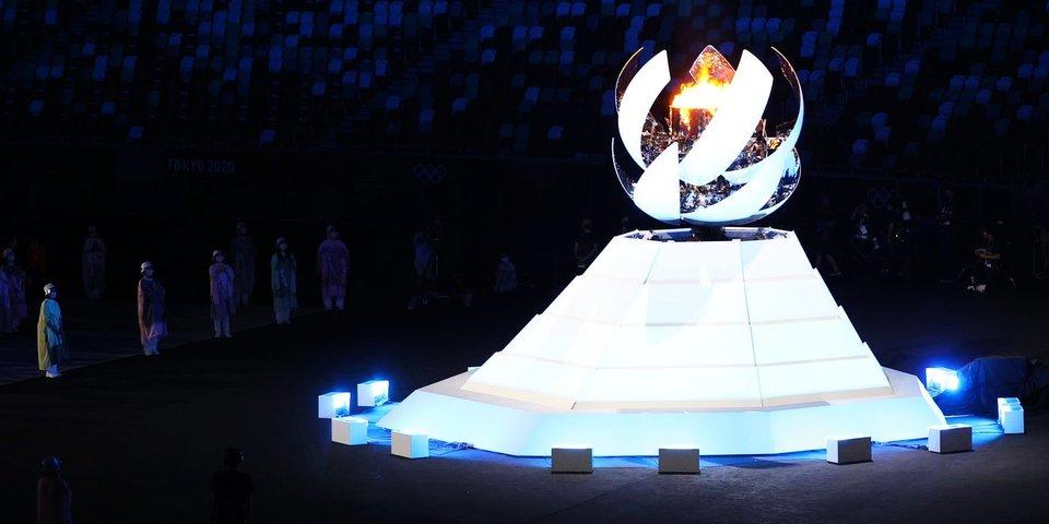 72% россиян гордятся выступлением соотечественников на Играх в Токио