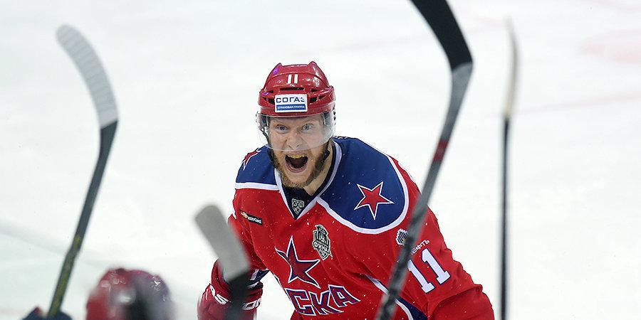 ЦСКА подписал новый контракт с Андроновым