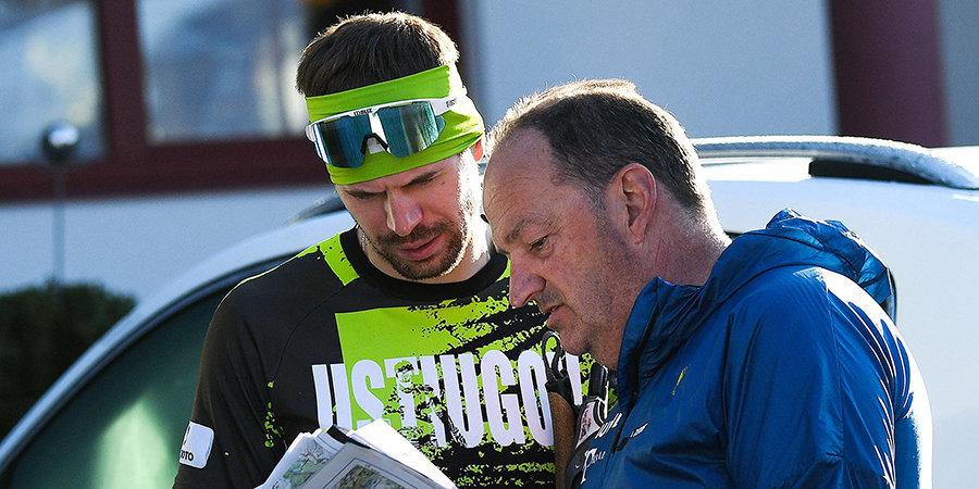 Тренер сборной России рассказал о подготовке лыжников к новому сезону