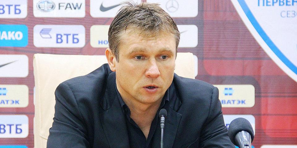 Андрей Талалаев: «РПЛ? Задачу поставим перед сезоном»