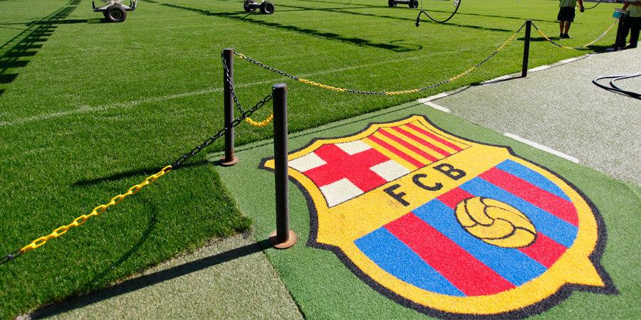 «Барселона» представила состав по Rocket League