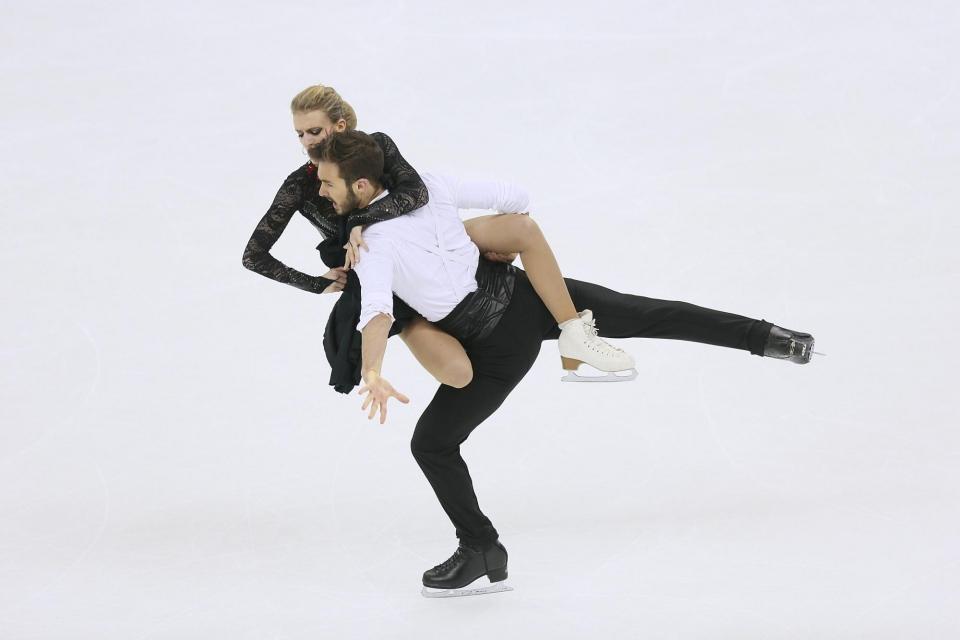 Французы Пападакис и Сизерон одержали победу в Нагое, обновив свой мировой рекорд