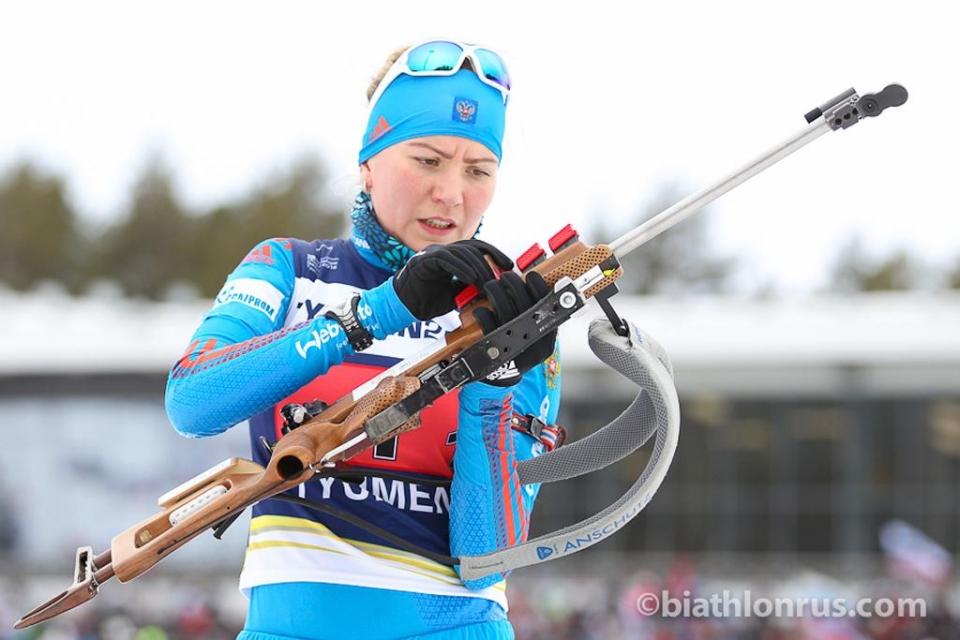 Виктория Сливко: «Шла не в своем темпе и допустила ошибки»