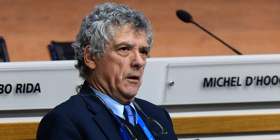 Президент Испанской федерации футбола на год отстранен от работы