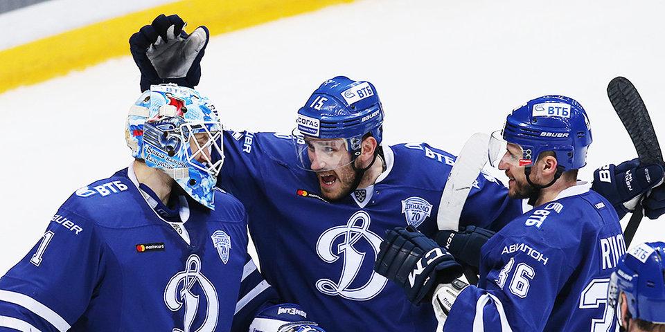 «Динамо» предоставило в КХЛ все документы для участия в новом сезоне