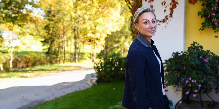 Анна Шпрунг: «Когда мы встречаемся с Гурьевым, он говорит, что я могла бы стать второй Настей Кузьминой»