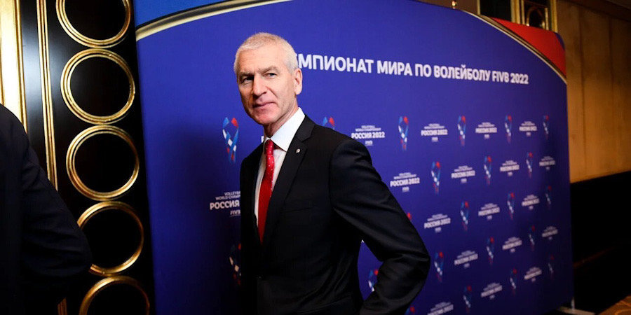 Олег Матыцин: «Пандемия не помешала планам подготовки к чемпионату мира по волейболу в России»