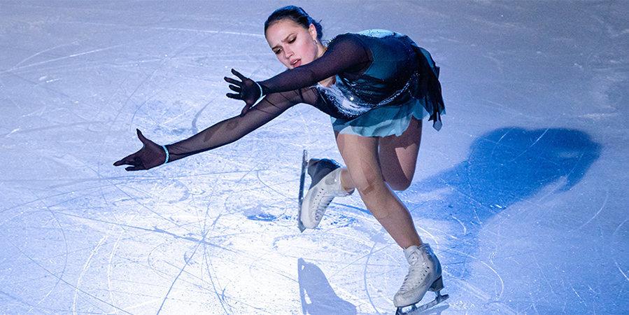 Загитова обратилась к российским хоккеистам, выступающим на чемпионате мира