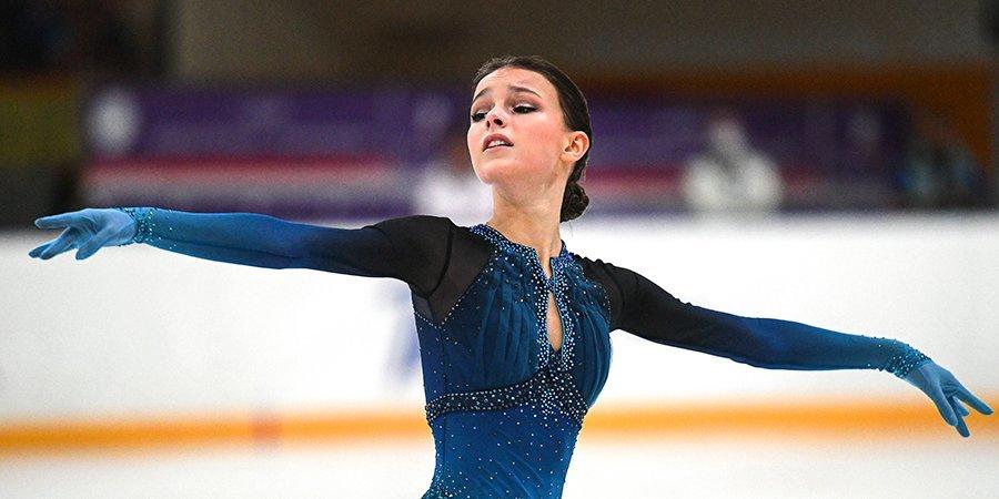 Личный рекорд Щербаковой и переворот в танцах на льду: чем удивил второй день кубка России в Сызрани