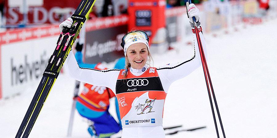 «Когда я начинала, мне было еще сложнее». Херрман предрекла Нильссон успех на Олимпиаде после перехода в биатлон