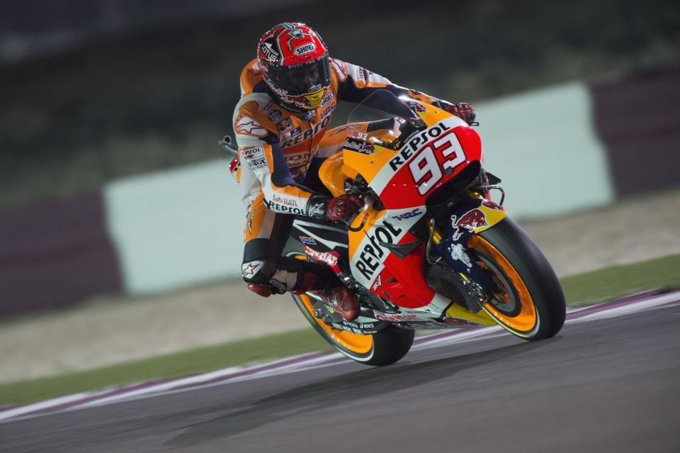 Марк Маркес стал 4-кратным чемпионом MotoGP
