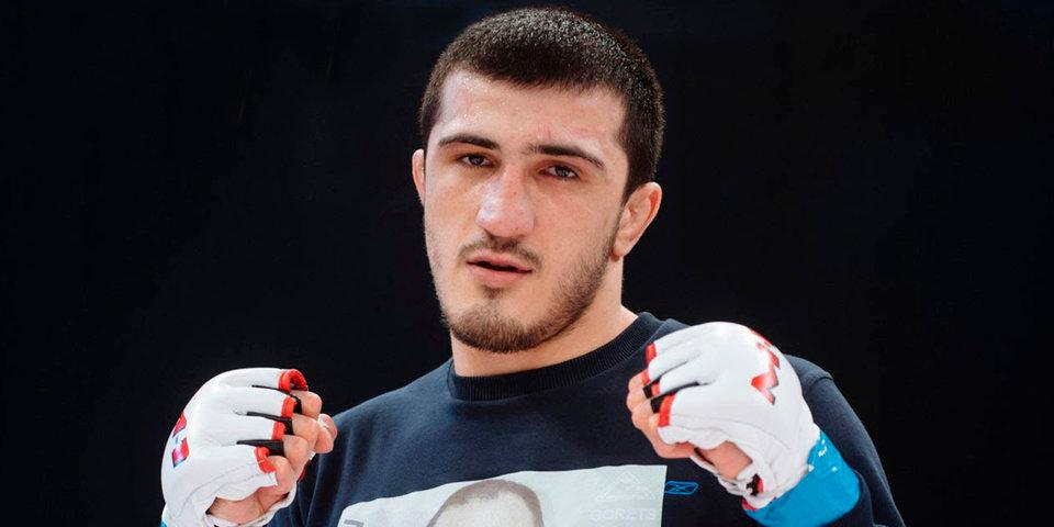 Эмеев хочет дебютировать в UFC в Роттердаме 2 сентября