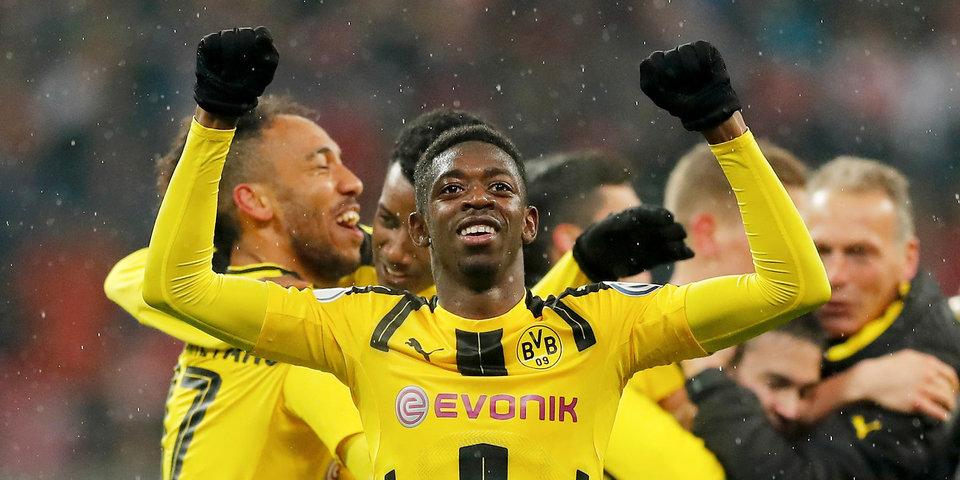 Усман Дембеле:  «Если бы Тухель остался в клубе, я бы отказался уезжать из Дортмунда»