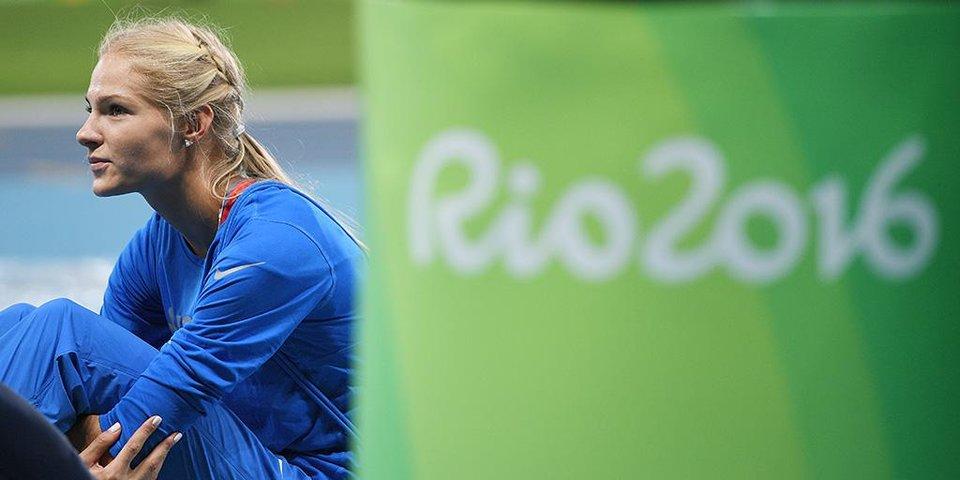 Дарья Клишина: «Все легкоатлетки меня поддержали. Спрашивали: «Ты будешь прыгать?»