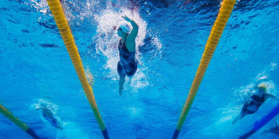 Женская сборная США выиграла эстафету в Будапеште