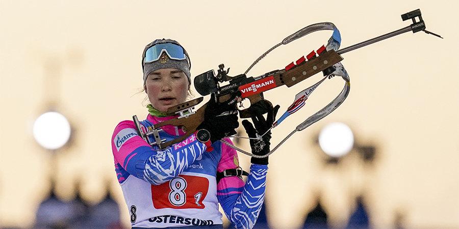 Воронина победила в суперспринте на этапе Кубка России в Кирово-Чепецке