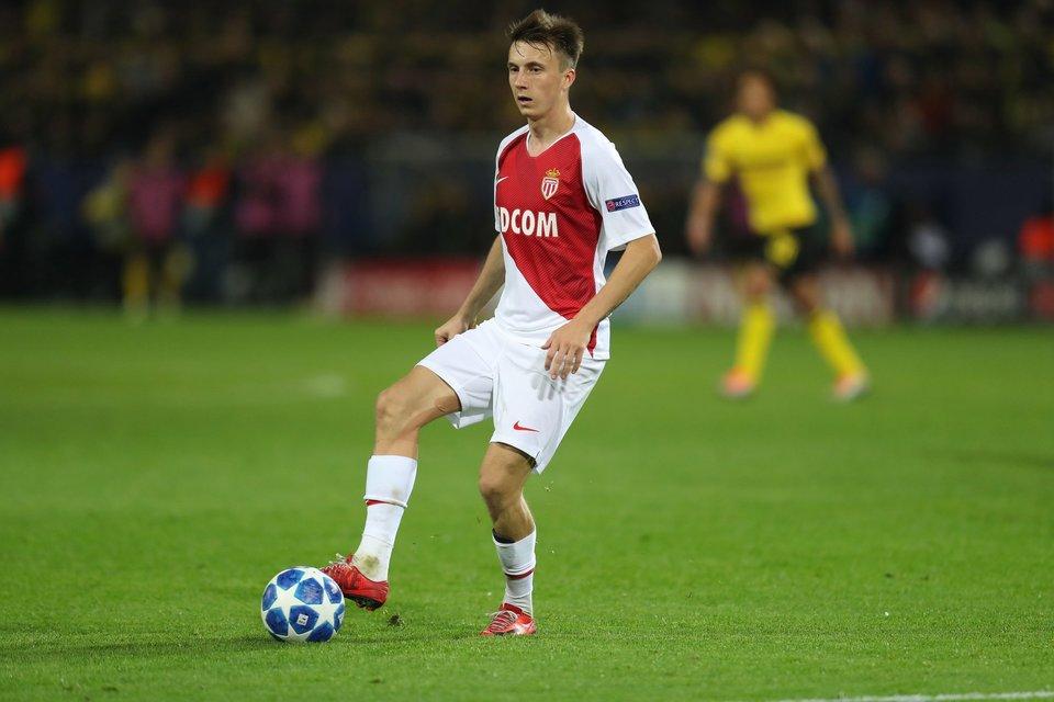 Головин — в заявке «Монако» на матч ЛЧ против «Брюгге»