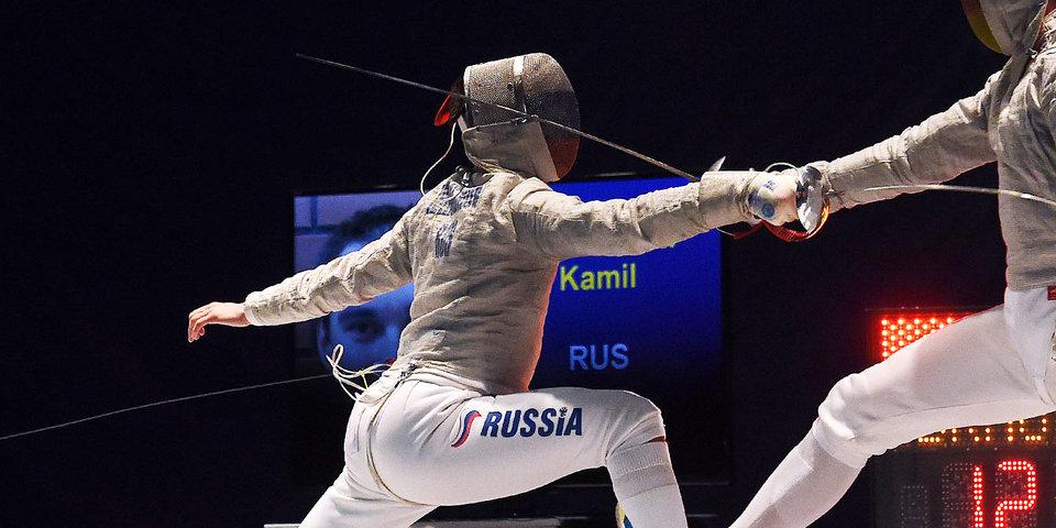 Саблист Ибрагимов принес России первую медаль ЧМ