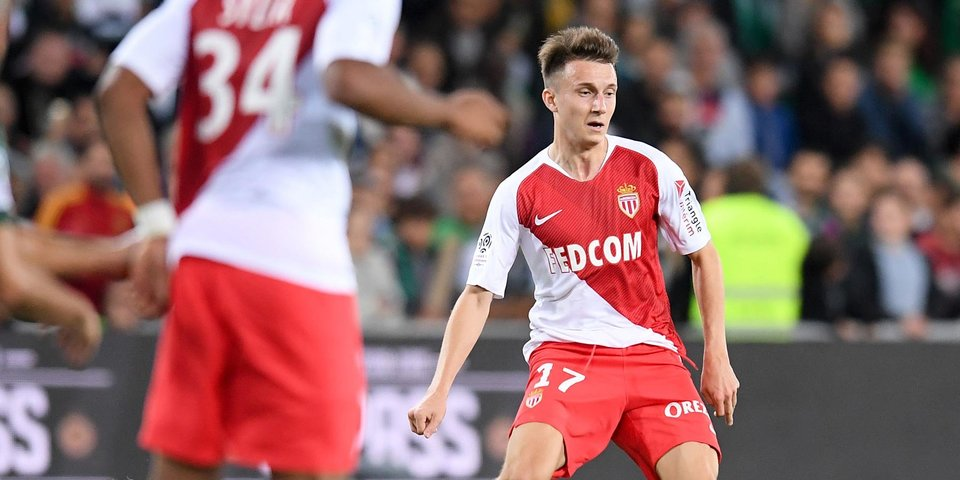 Тренер «Монако»: «Головин контролирует темп игры ипридаёт одноклубникам уверенности»