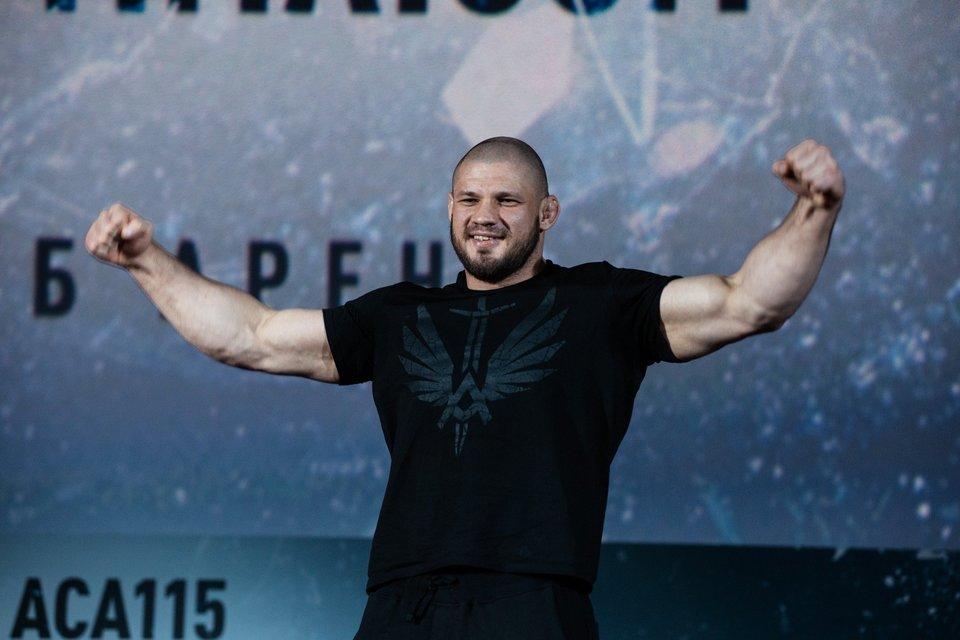 Иван Штырков — о бое с Гуговым: «Сильно устал, даже на эмоции сил не было»
