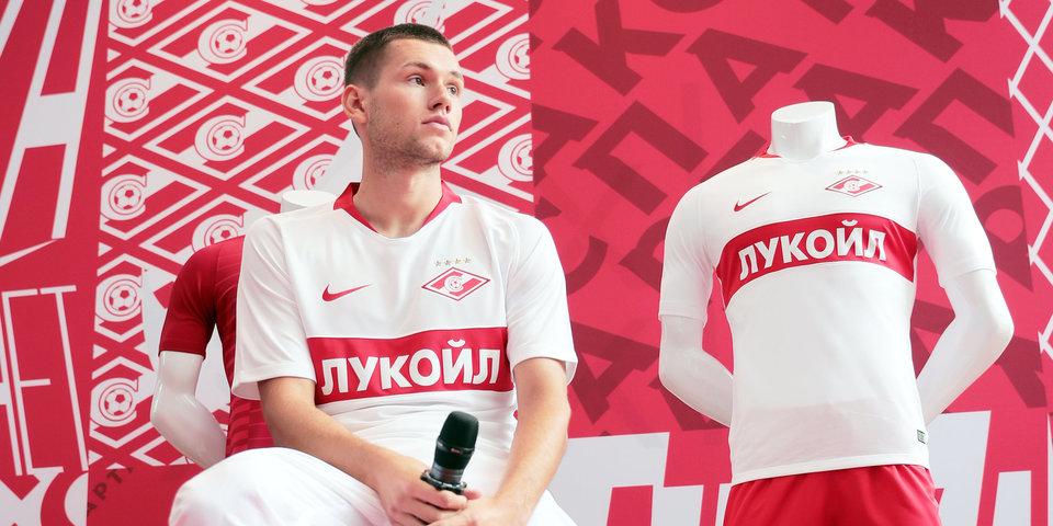 Александр Ташаев: «Благодарен болельщикам «Спартака» за поддержку»