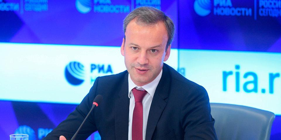 Аркадий Дворкович: «Уверен, у ФИДЕ и ФИФА будет много партнерских проектов»