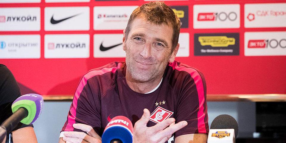 «К ЦСКА подготовимся, как к «Зениту». Каррера не говорит о трансферах, Глушаков отвечает критикам