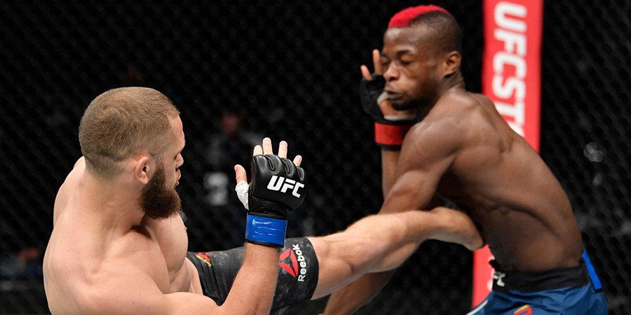 Рафаэль Физиев: «Если бы не случилась «Матрица», я до сих пор не был бы в UFC»