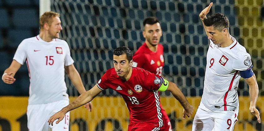 «Год назад было дно, сейчас могут зацепиться с Италией и побороться за выход на Евро». Взгляд Арустамяна на армянский футбол